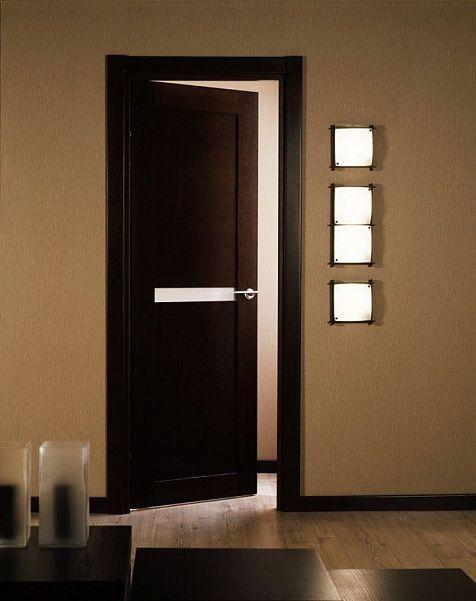 Как подобрать межкомнатные двери по цвету с полом
